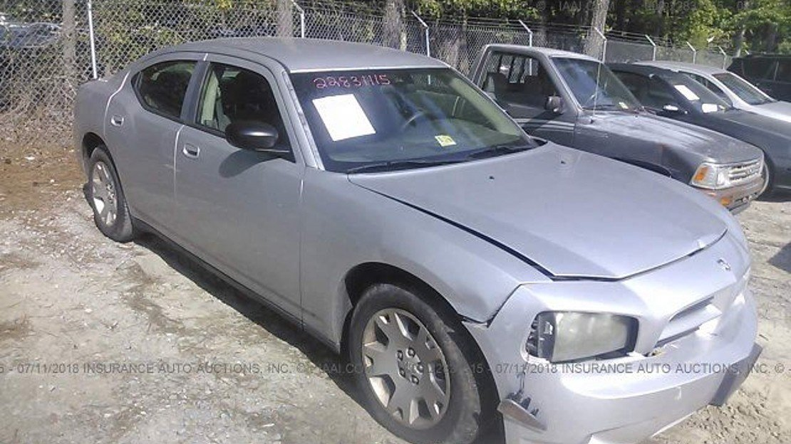 2007 Dodge Charger for sale 101015466