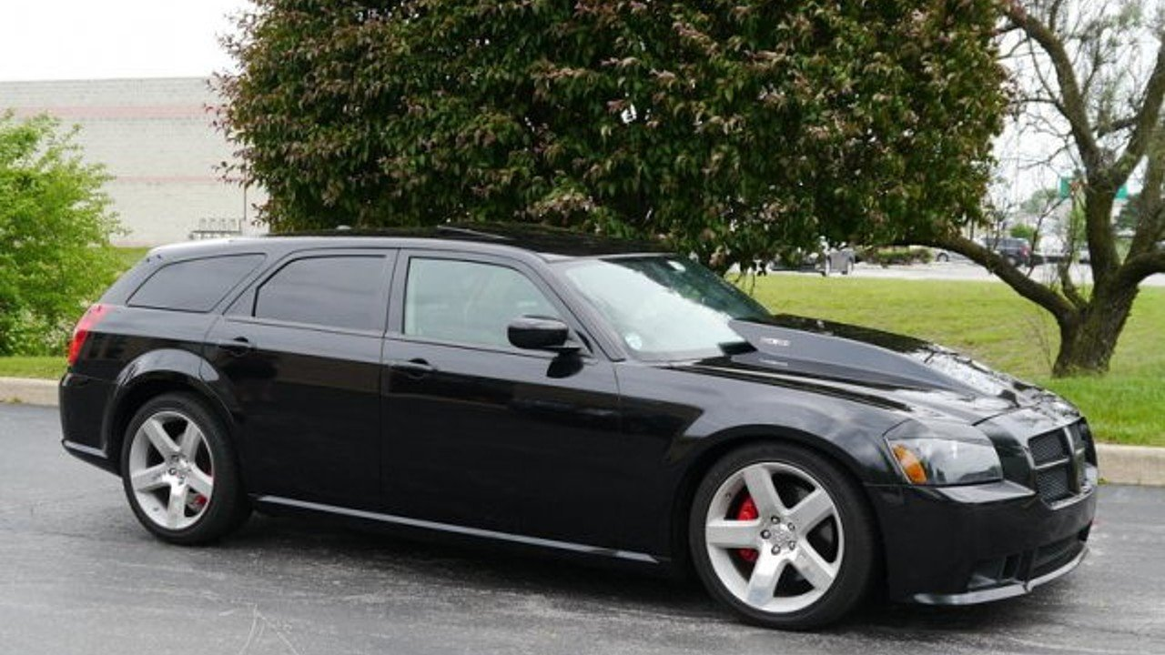 2007 dodge magnum srt8 for sale near alsip illinois 60803 classics on autotrader. Black Bedroom Furniture Sets. Home Design Ideas