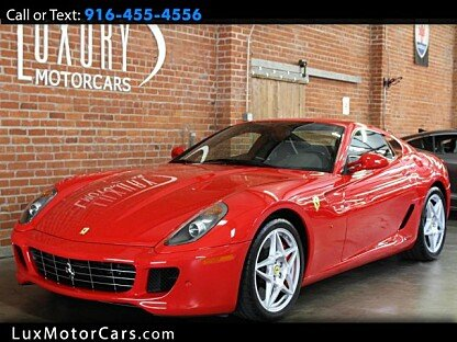 2007 Ferrari 599 GTB Fiorano for sale 100878977