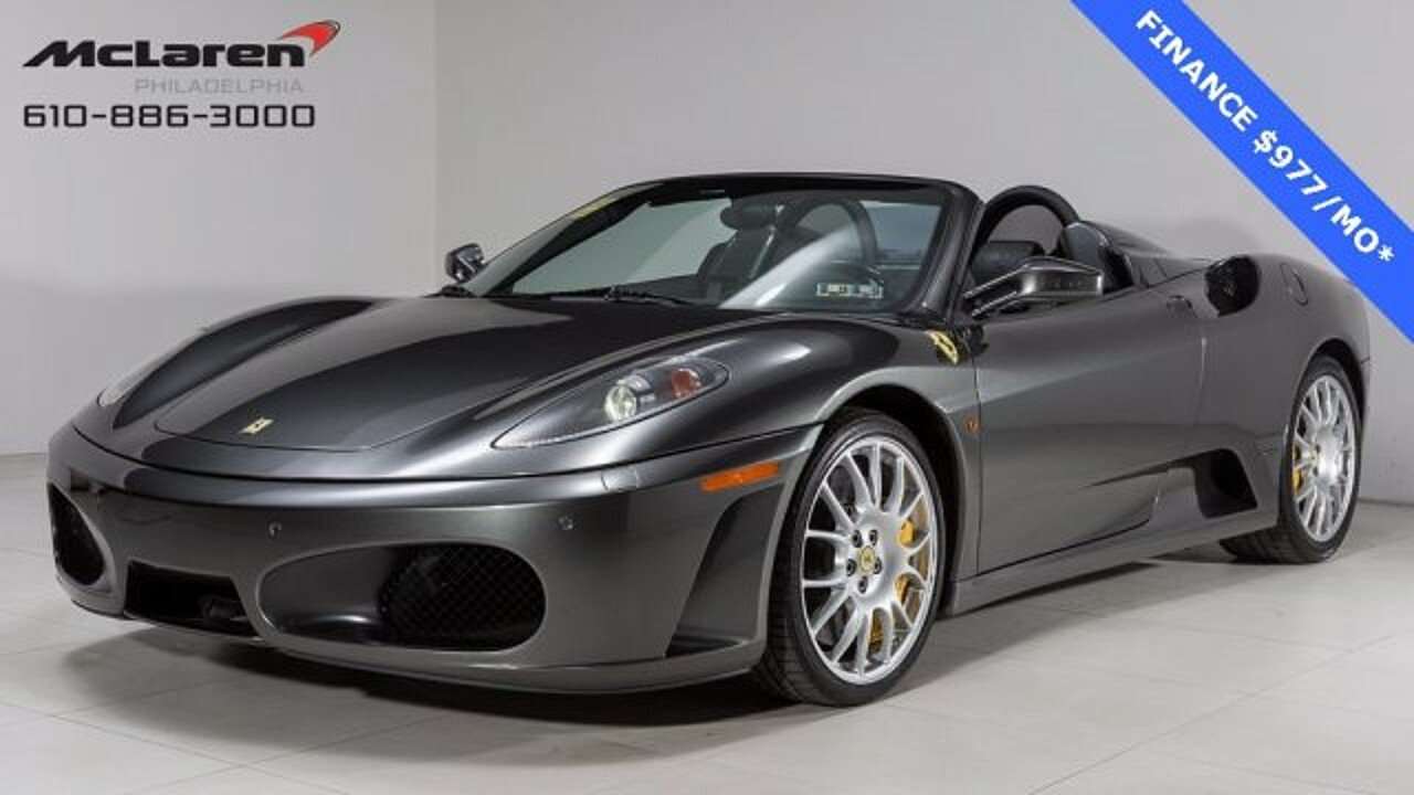 2007 Ferrari F430 Spider for sale 100877140