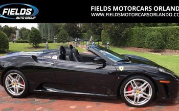 2007 Ferrari F430 Spider for sale 100884218