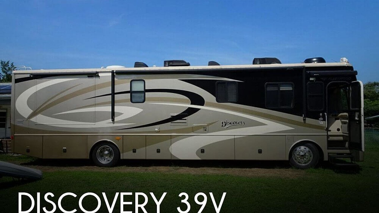 2007 Fleetwood Discovery for sale 300171140
