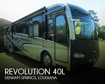 2007 Fleetwood Revolution for sale 300132142