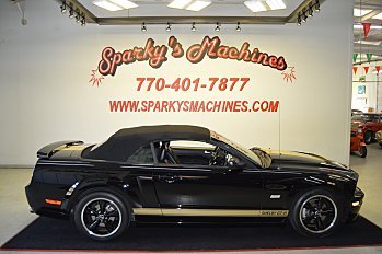 2007 Ford Mustang Convertible for sale 100959280