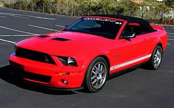 2007 Ford Mustang GT Convertible for sale 100743000