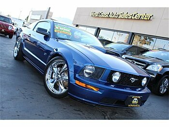 2007 Ford Mustang GT Coupe for sale 100945276