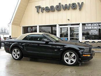 2007 Ford Mustang GT Convertible for sale 100960288