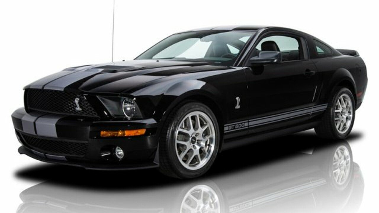 2007 Ford Mustang Shelby GT500 Coupe for sale 100987420