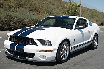 2007 Ford Mustang Shelby GT500 Coupe for sale 101024597
