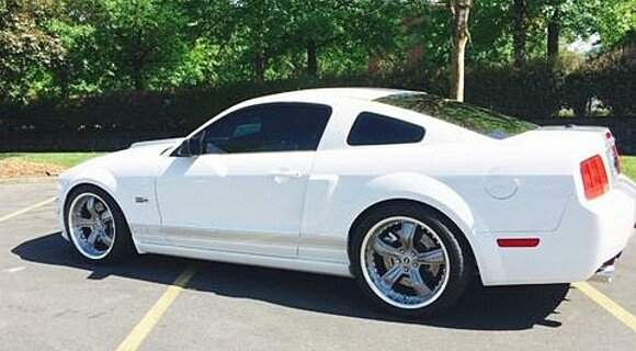 2007 Ford Mustang GT Coupe for sale 100988937