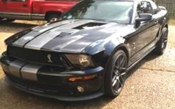 2007 Ford Mustang Shelby GT500 Coupe for sale 100756406