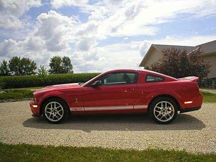 2007 Ford Mustang Shelby GT500 Coupe for sale 100774127