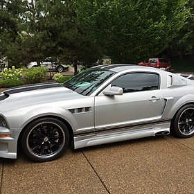 2007 Ford Mustang GT Coupe for sale 100856831