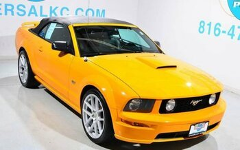 2007 Ford Mustang GT Convertible for sale 100910055