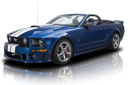 2007 Ford Mustang GT Convertible for sale 100929555