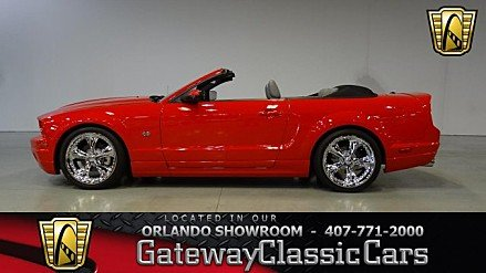 2007 Ford Mustang GT Convertible for sale 100950691