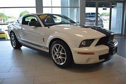 2007 Ford Mustang Shelby GT500 Coupe for sale 100988094