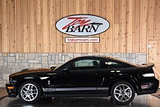 2007 Ford Mustang Shelby GT500 Coupe for sale 101005634