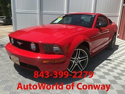 2007 Ford Mustang GT Coupe for sale 101013878