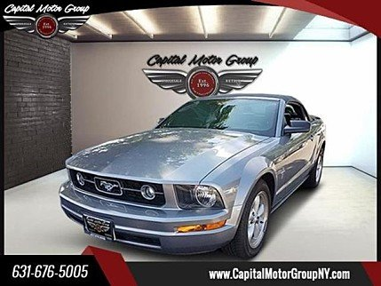 2007 Ford Mustang Convertible for sale 101025367