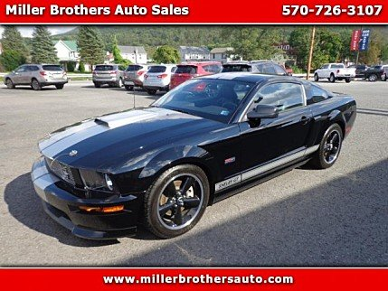 2007 Ford Mustang GT Coupe for sale 101032512
