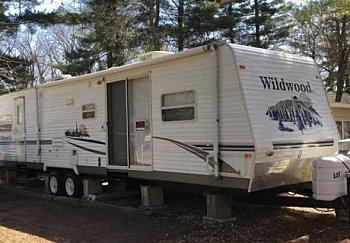 2007 Forest River Wildwood for sale 300135656