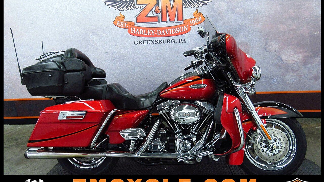 2007 Harley-Davidson CVO for sale 200487185