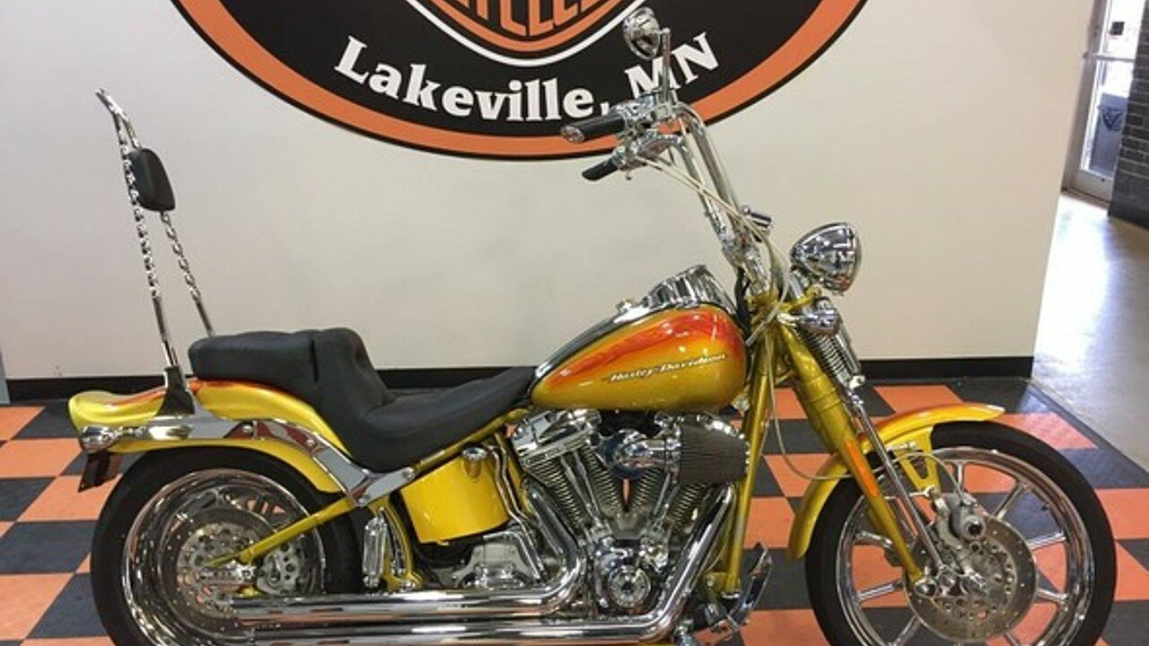 2007 Harley-Davidson CVO for sale 200493806