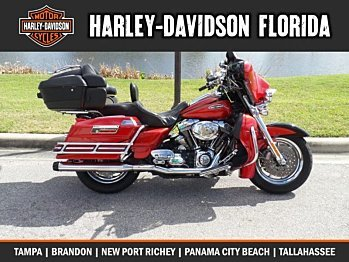 2007 Harley-Davidson CVO for sale 200600583