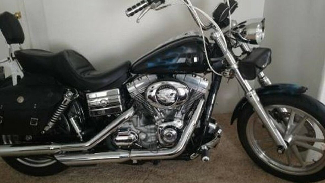 2007 Harley-Davidson Dyna for sale 200598872