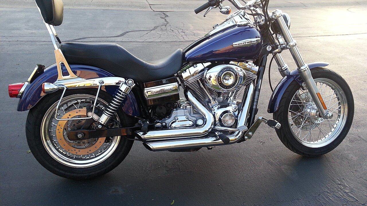 2007 Harley-Davidson Dyna Super Glide Custom for sale 200619303