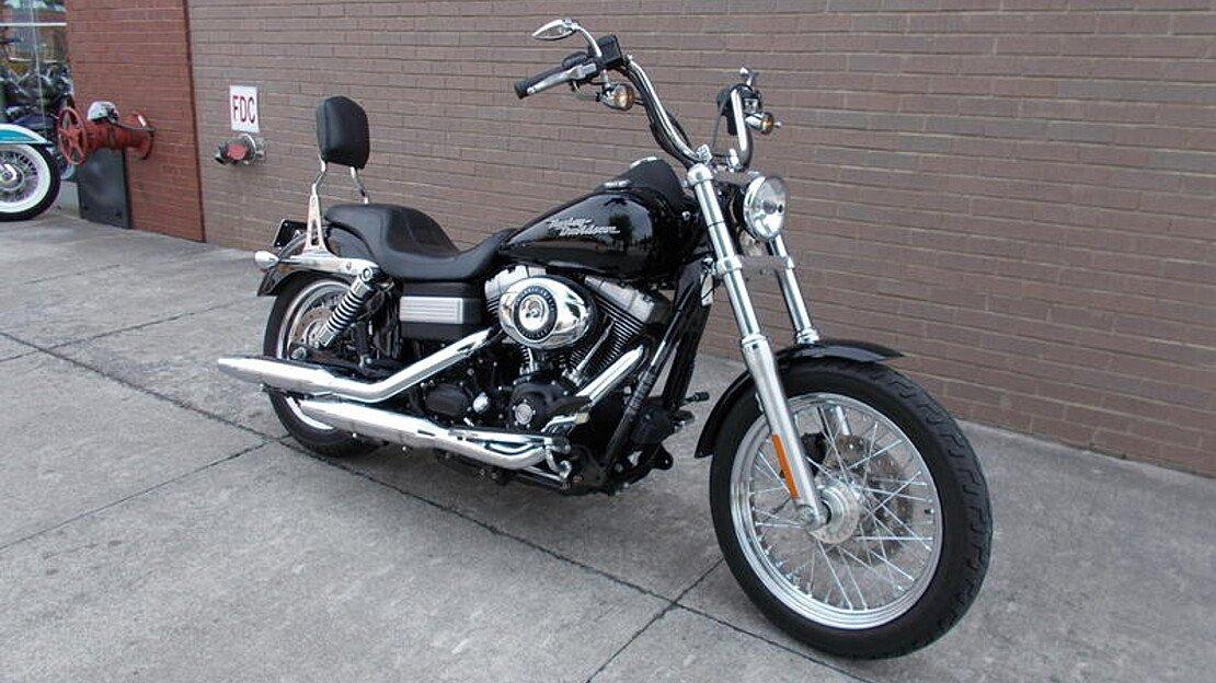2007 Harley-Davidson Dyna for sale 200627195