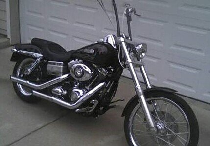 2007 Harley-Davidson Dyna for sale 200440544