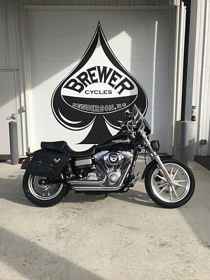 2007 Harley-Davidson Dyna for sale 200513697
