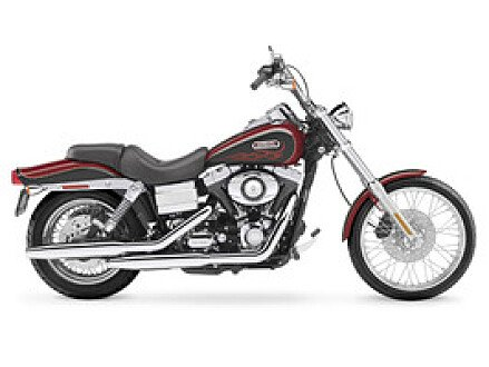 2007 Harley-Davidson Dyna Motorcycles for Sale