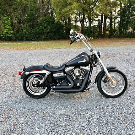 2007 Harley-Davidson Dyna for sale 200589955