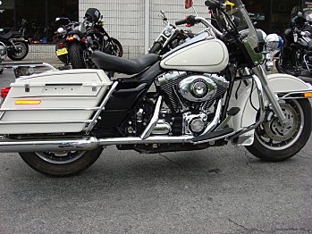2007 Harley-Davidson Police for sale 200454656