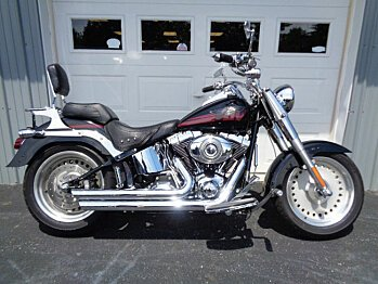2007 Harley-Davidson Softail Fat Boy for sale 200406496