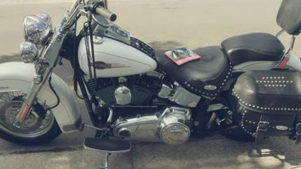 2007 Harley-Davidson Softail for sale 200409596