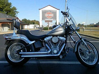 2007 Harley-Davidson Softail for sale 200475755