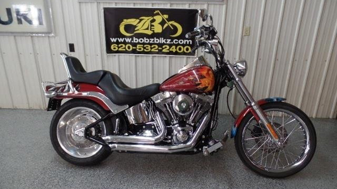 2007 Harley-Davidson Softail for sale 200488037