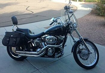 2007 Harley-Davidson Softail for sale 200488800