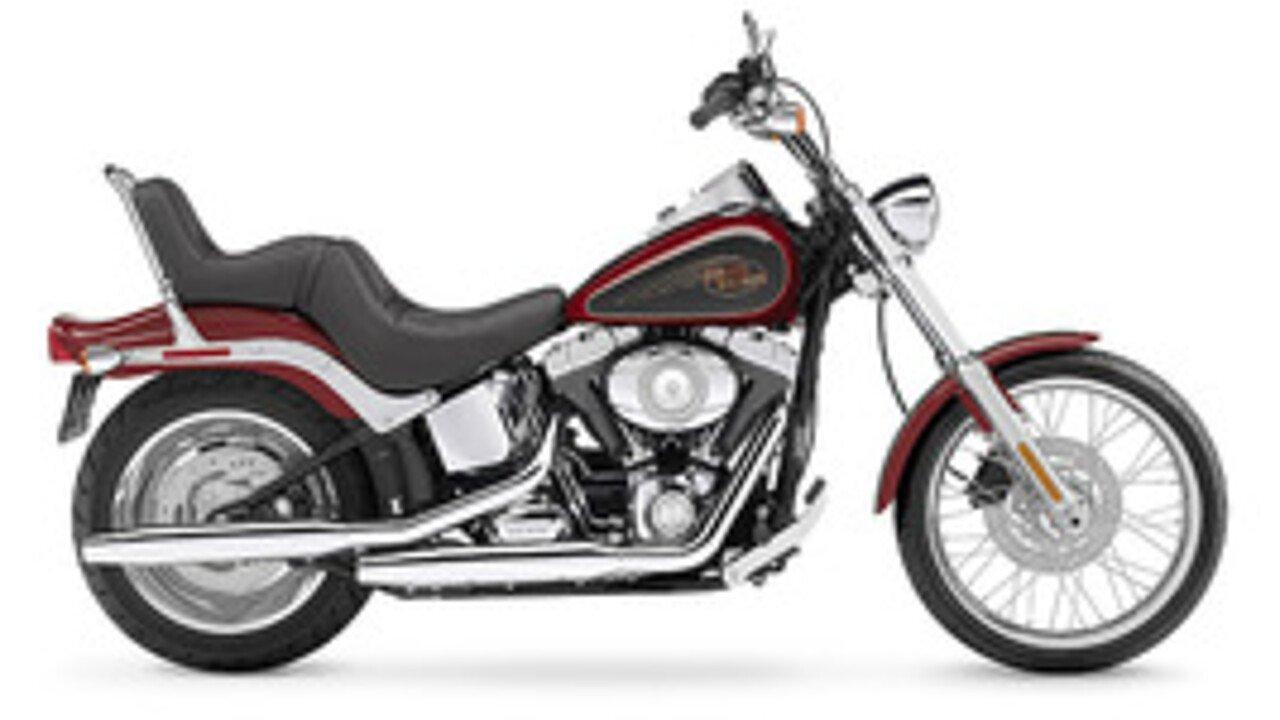 2007 Harley-Davidson Softail for sale 200493428