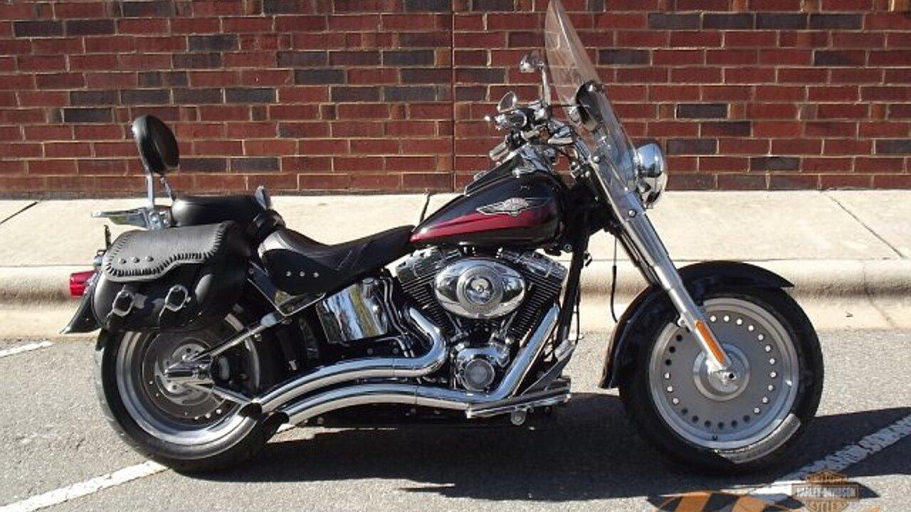 2007 Harley-Davidson Softail for sale 200497121