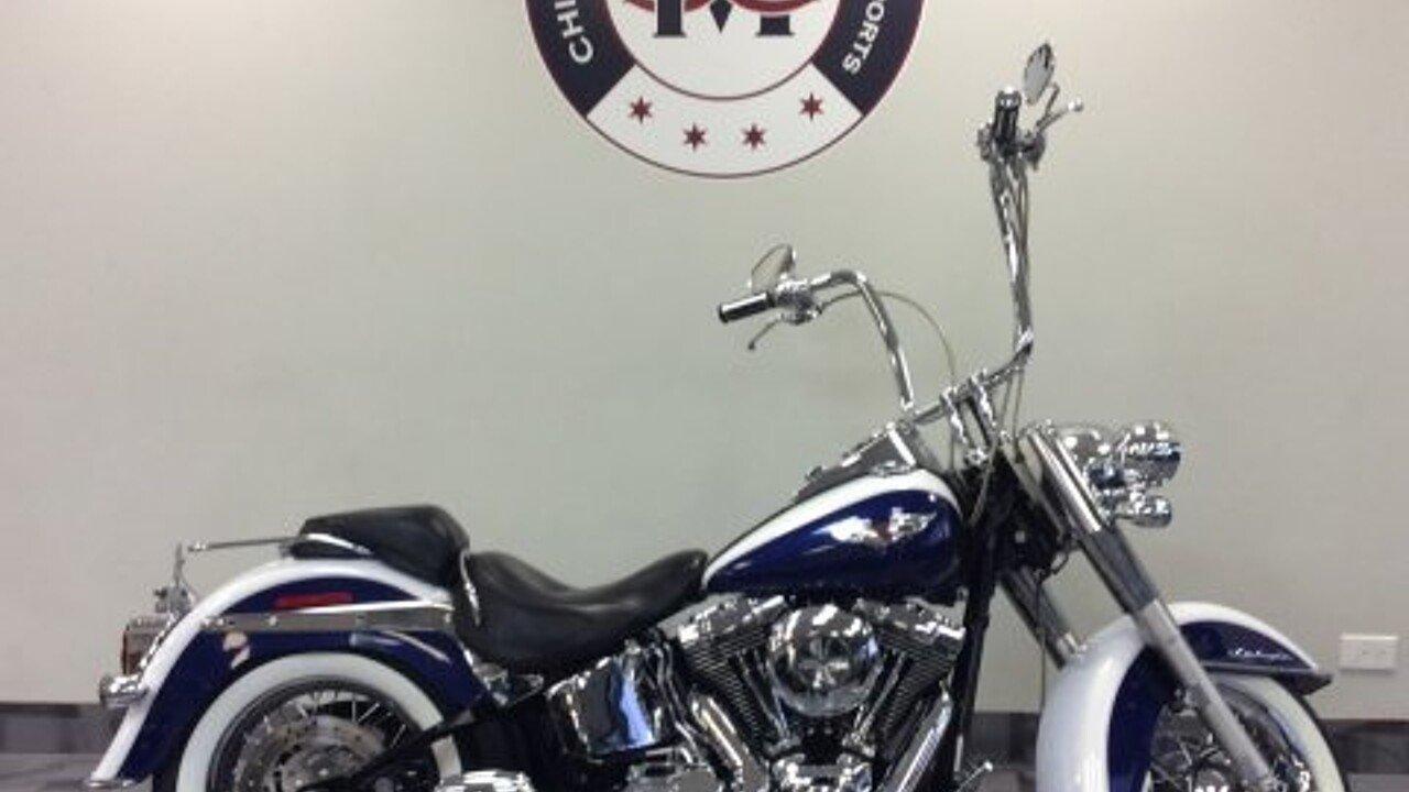 2007 Harley-Davidson Softail for sale 200503324