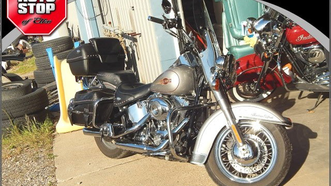 2007 Harley-Davidson Softail for sale 200503618