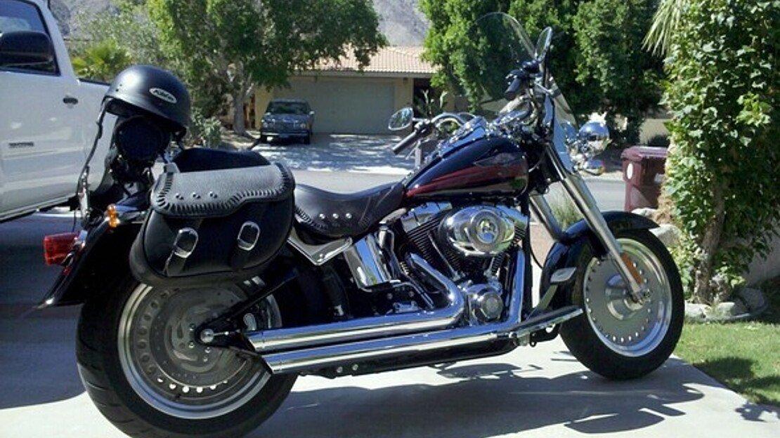 2007 Harley-Davidson Softail Fat Boy for sale 200507106