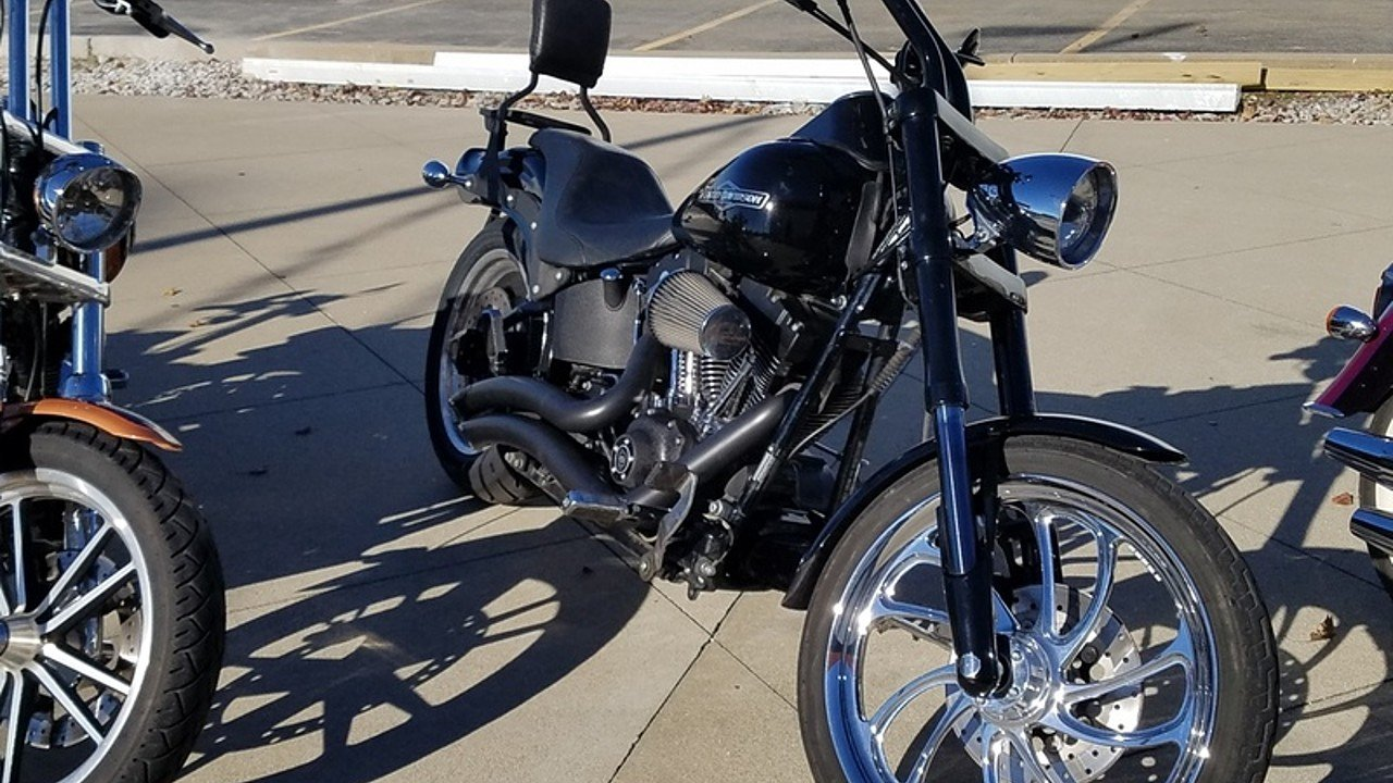 2007 Harley-Davidson Softail for sale 200515456