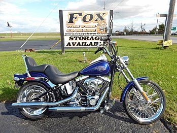 2007 Harley-Davidson Softail for sale 200518193