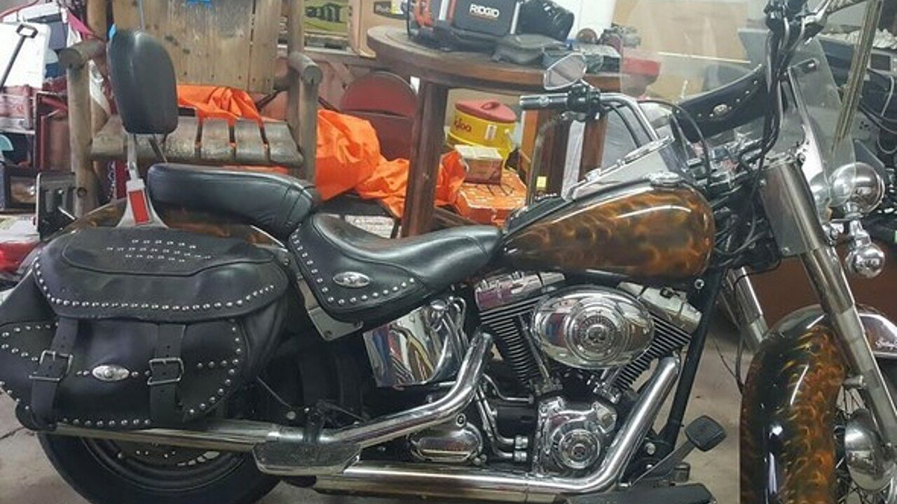 2007 Harley-Davidson Softail for sale 200522893